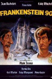background picture for movie Frankenstein 90