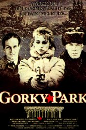 background picture for movie Gorky park