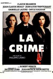 background picture for movie La crime