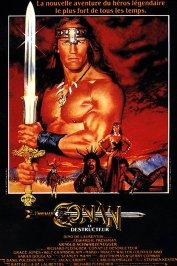 background picture for movie Conan le destructeur
