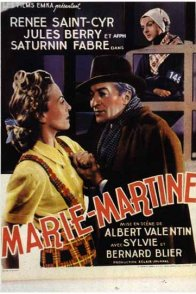 Affiche du film : Marie martine