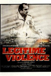background picture for movie Legitime violence