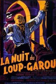 Affiche du film : La nuit du loup garou