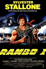 background picture for movie Rambo