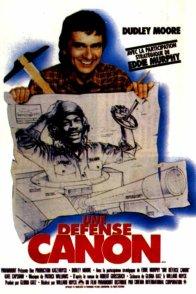 Affiche du film : Une defense canon