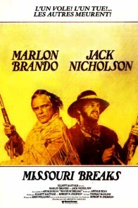 Affiche du film : The missouri breaks