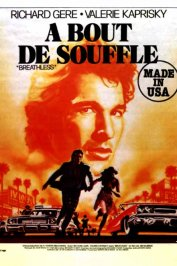 background picture for movie A bout de souffle made in USA