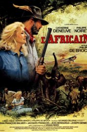 background picture for movie L'Africain