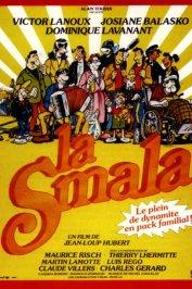 background picture for movie La smala