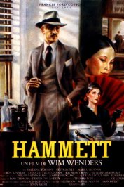 background picture for movie Hammett