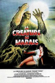 background picture for movie La creature du marais