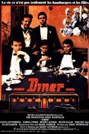 background picture for movie Diner