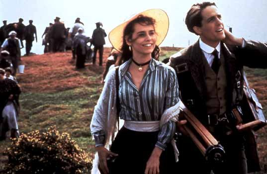Photo du film : L'anglais qui gravit une colline mais descendit une montagne