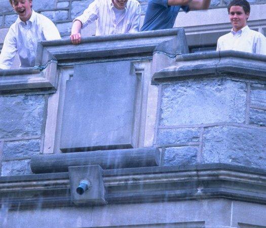 Photo du film : Le club des Empereurs
