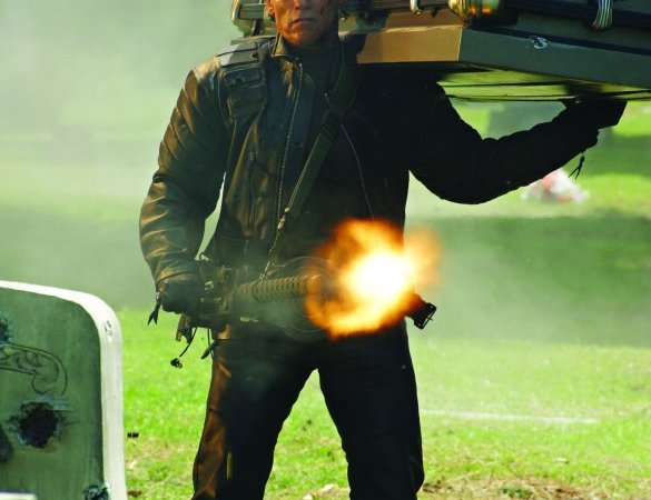 Photo du film : Terminator 3 : le soulèvement des machines