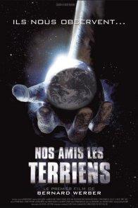 Affiche du film : Nos amis les terriens