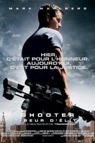 Affiche du film : Shooter, Tireur d'élite