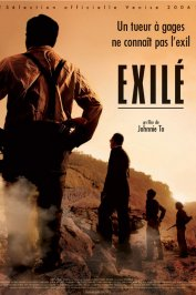 background picture for movie Exile