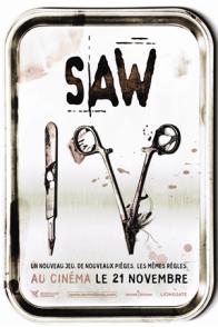 Affiche du film : Saw 4