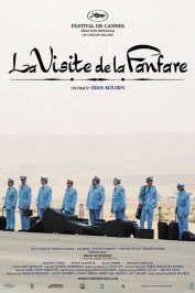 background picture for movie La visite de la fanfare