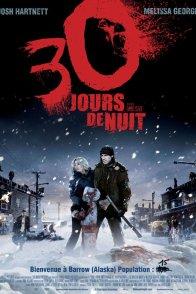 Affiche du film : 30 jours de nuit