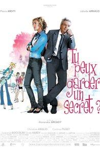 Affiche du film : Tu peux garder un secret ?