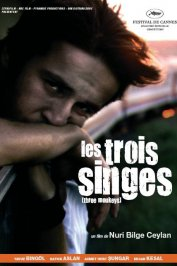background picture for movie Les Trois Singes
