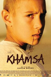 background picture for movie Khamsa