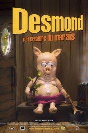 background picture for movie Desmond et la créature du marais