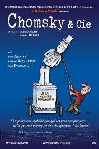 Affiche du film : Chomsky & Cie