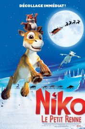 background picture for movie Niko, le petit renne