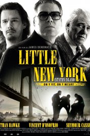 background picture for movie Little New York