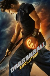 background picture for movie Dragonball Evolution