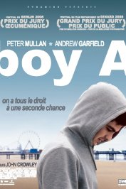 background picture for movie Boy A.