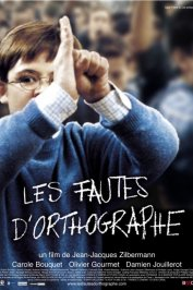 background picture for movie Les Fautes d'orthographe