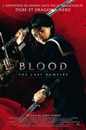 background picture for movie Blood : The last vampire