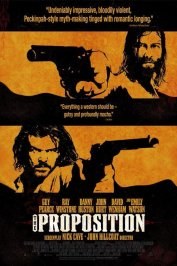 background picture for movie The proposition