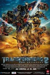 background picture for movie Transformers 2 : la revanche