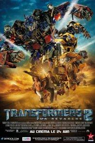 Affiche du film : Transformers 2 : la revanche