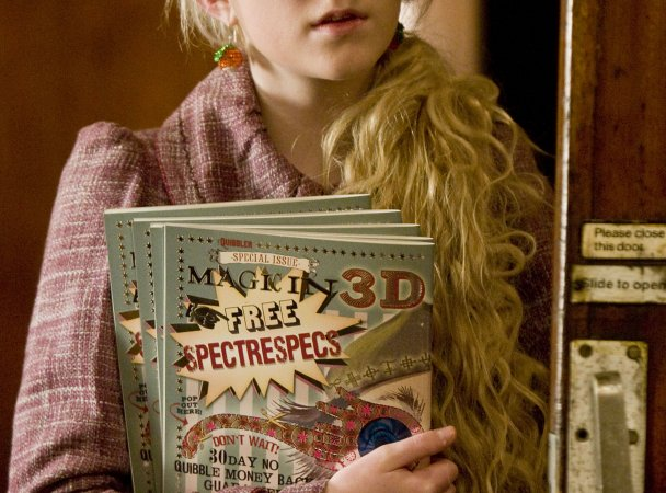 Photo du film : Harry Potter et le Prince de Sang-mêlé