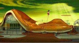 Affiche du film : Tempête de boulettes géantes