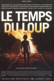 background picture for movie Le temps du loup