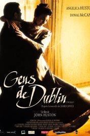 background picture for movie Les gens de Dublin