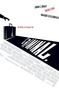 Affiche du film : Criminal