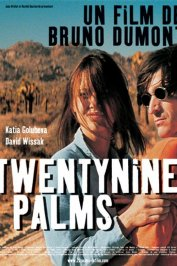 background picture for movie Twentynine palms