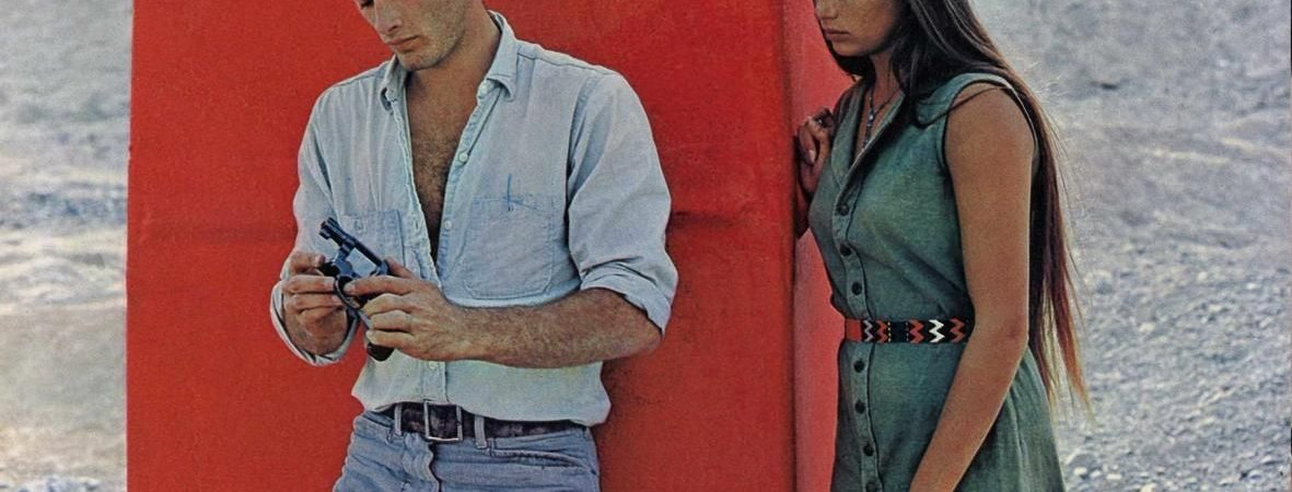 Photo dernier film Michelangelo Antonioni