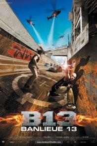 Affiche du film : Banlieue 13