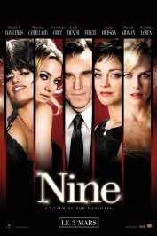 background picture for movie Nine