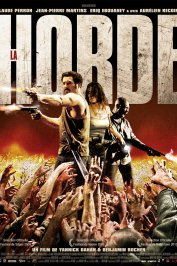 background picture for movie La Horde