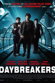 background picture for movie Daybreakers
